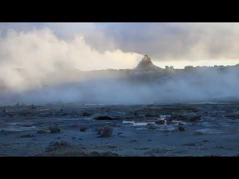 9 dagars fotoresa på Norra Island nedkortad till 6 1/2 minuter