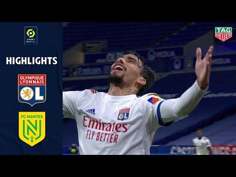 Lyon Nantes Goals And Highlights