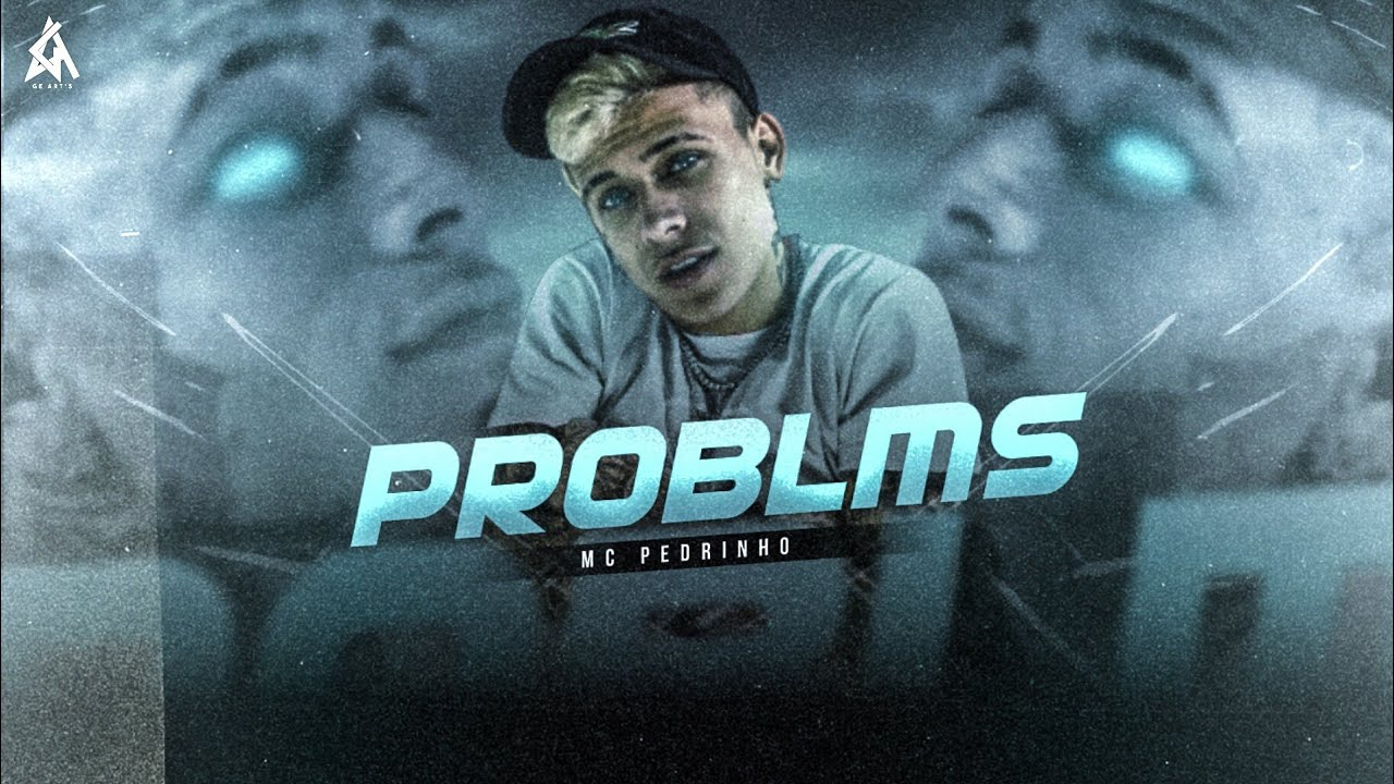 MC Pedrinho - Problms Prod. Caio Passos (Lyric Video)