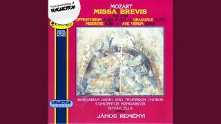 Missa Brevis in D major K. 194 Gloria