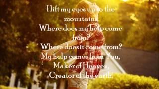 I Lift My Eyes - SONICFLOOd (With Lyrics)