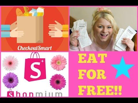 FREE Meal using cashback apps! | yo sammy