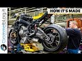 BMW Motorcycles Production HOW IT'S MADE