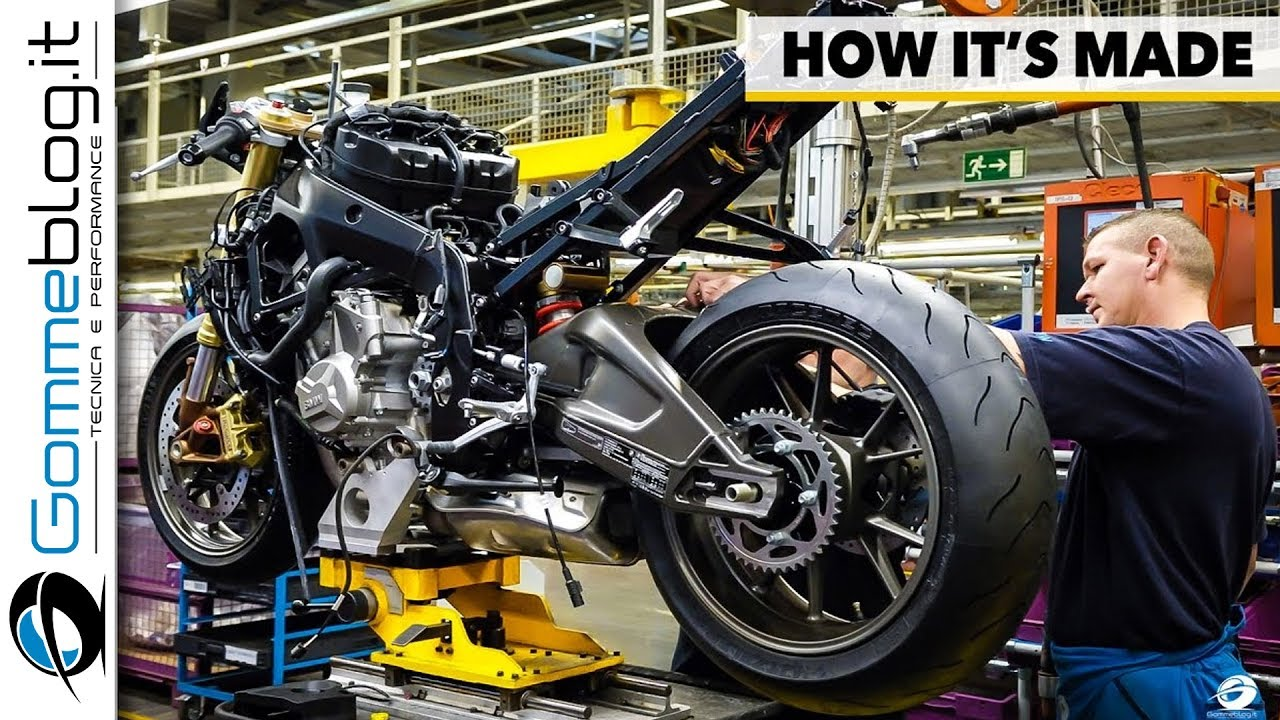 Download BMW Motorcycles Production HOW IT'S MADE