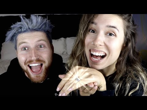WERE GETTING MARRIED?!