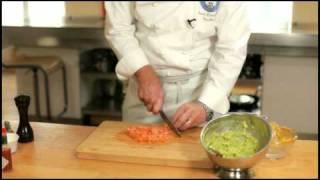 Guacamole par Pierre-Dominique Cécillon pour Larousse Cuisine