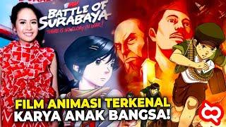 Gak Laku di Negeri Sendiri, Beberapa Film Animasi Asli Indonesia Ini Malah Sukses Mendunia