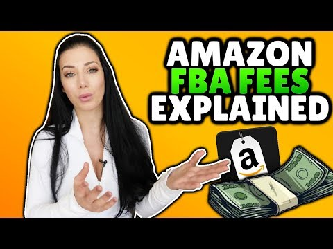 Amazon FBA Fees Explained 💸