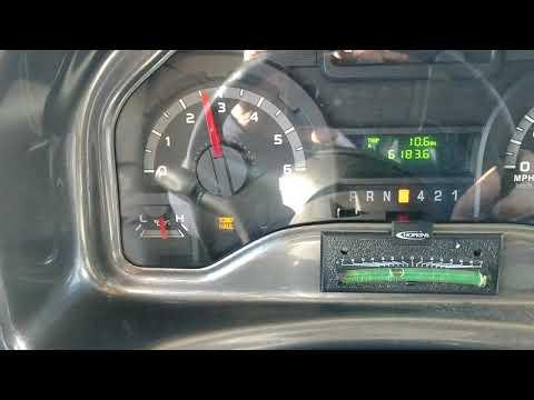 Ford 6.8 V10 Triton ticking noise.