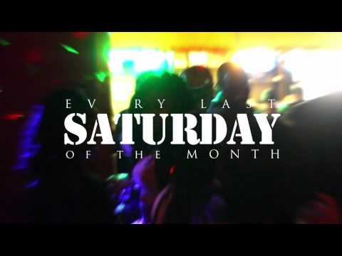 STL AFRO BEAT NIGHT Promo - Last Saturday of Every Month