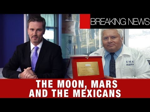 THE MOON, MARS AND THE MEXICANS | MEXICO'S PRIORITIES | ECONOMY 'SHINES' IN LATIN AMERICA