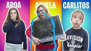 BROMA-PESADA-a-mi-ABUELA-ROMPEMOS-LA-TELE-Familukis