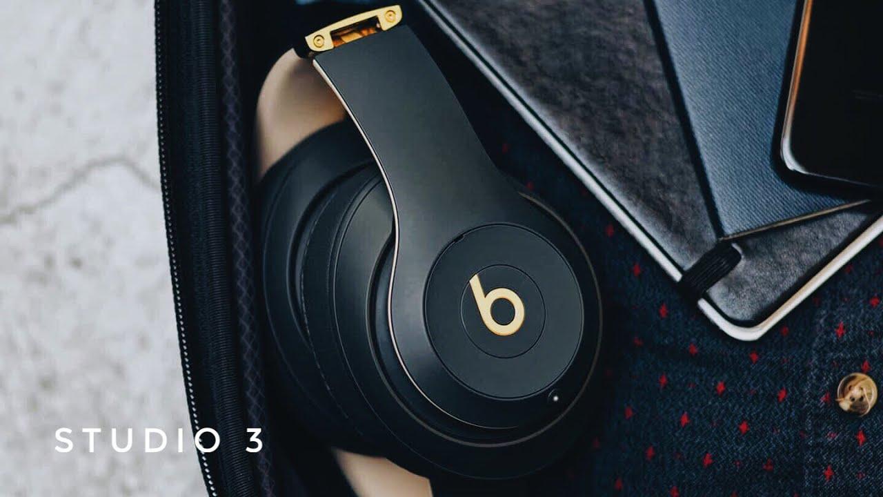f1897f77cf0 Beats Studio3 Wireless Review - YouTube