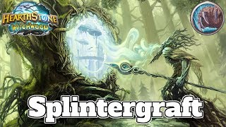 Splintergraft Midrange Druid Witchwood | Hearthstone Guide How To Play