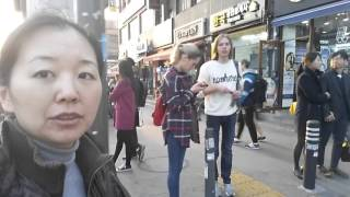 Влог: Сеул, ресторан с 31 панчаном, Seoul Mobiles, ночной Итэвон и др.