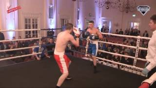 The White Collar Boxer Challenge (3/2017) - James Marsh Vs Stephen Griebowski