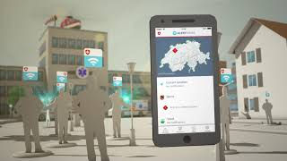 Alertswiss-App Trailer EN screenshot 3