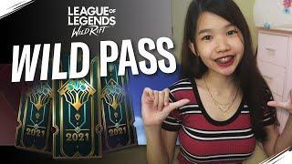 Wild Pass - Wild Rift's Battle Pass is here!