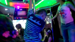Автобус Party Bus Voyage 003(www.avtoritet-car.com.ua Party Bus Voyage, Пати бас в Харькове!!!, 2015-08-05T10:25:07.000Z)