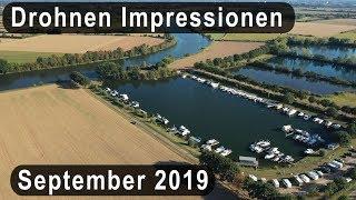 Drohnenflug Hannover - Drohnen Impressionen September 2019
