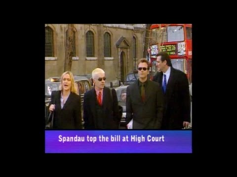 Soul Boys Of The Western World - High Court