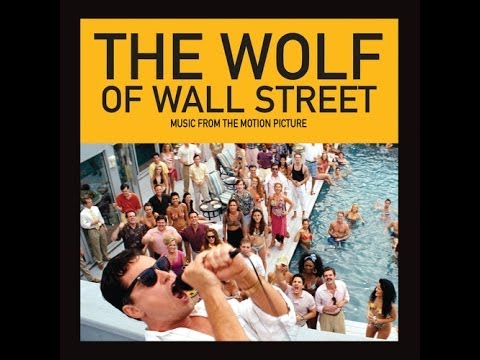 The Wolf of Wall Street Blu-Ray (Target Exclusive) Steelbook Unboxing!