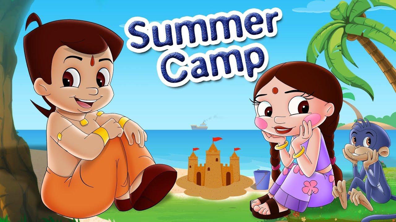 chhota bheem summer camp