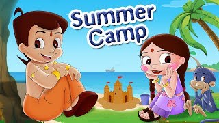 Chhota Bheem - Summer Camp in Dholakpur
