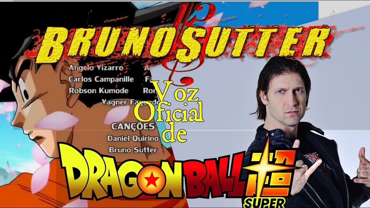 Resultado de imagem para bruno sutter dragon ball