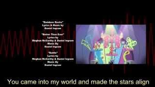 Shine Like Rainbows [With Lyrics] - My Little Pony Equestria Girls Rainbow Rocks Song