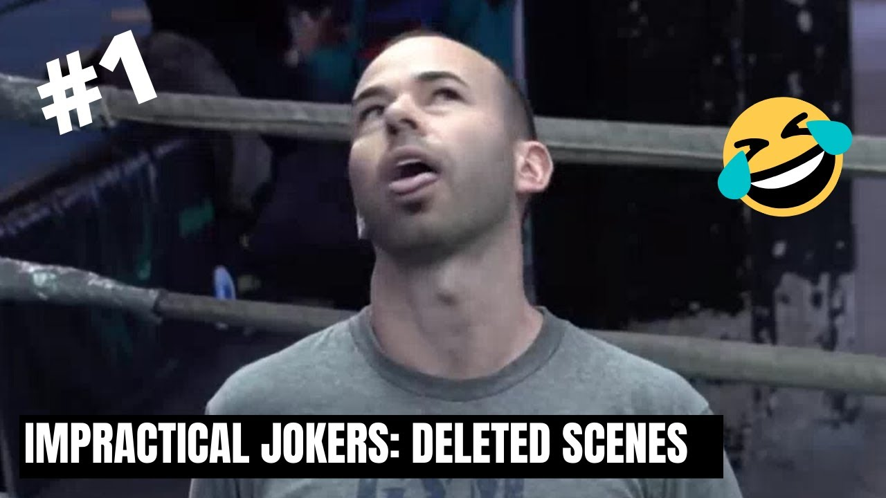 Impractical Jokers: Deleted Scenes Compilation🤣   Fan Choice   Part #1