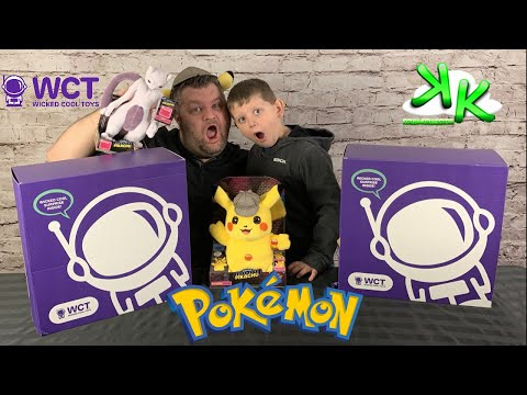 Gotta Catch 'Em All! Huge Pokémon Haul From Wicked Cool Toys