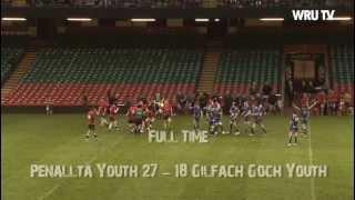 WRU Youth Cup Final 2014   WRU TV