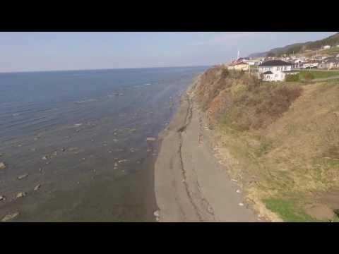 SainteAnnedesMonts  secteur Tourelle, bord de mer