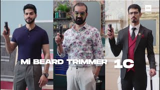 Bring #YourSalonAtHome | Just launched - #MiBeardTrimmer1C