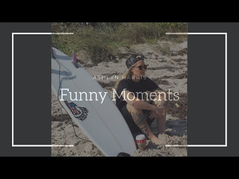 Ashlyn Harris - Funny moments