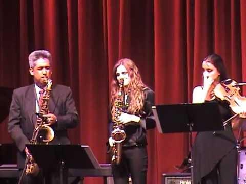2006 Chapman University Jazz Combo Fall Performance