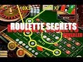 Roulette Secrets Revealed, 100% Numbers Win, always money back.