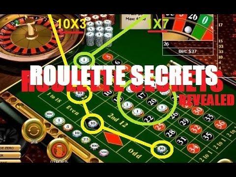 Roulette Secrets Revealed, 100% Numbers Win, always money back ...