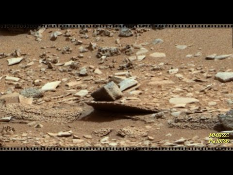 The ultimate proof of ancient civilization on Mars