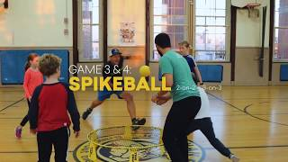 Spikeball™ Rookie Game 3 & 4 - Spikeball™