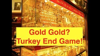 Turkey, Gold, Silver & Cryptos....THE END GAME!! (Bix Weir)