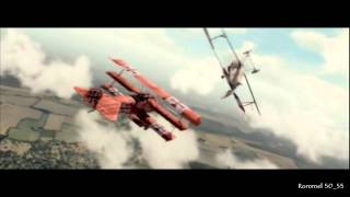 Flyboys - Countdown to Insanity (The Red Baron Trailer Style) - HD