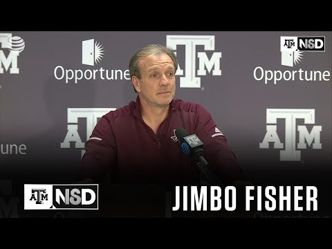 Jimbo Fisher 2018 National Signing Day Press Conference