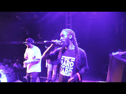JEDI MIND TRICKS LIVE London 2017 + EOW UK Cypher