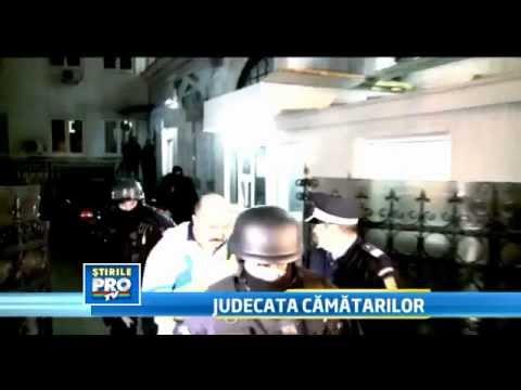 Fratii Camataru si liderii Sportivilor, arestati