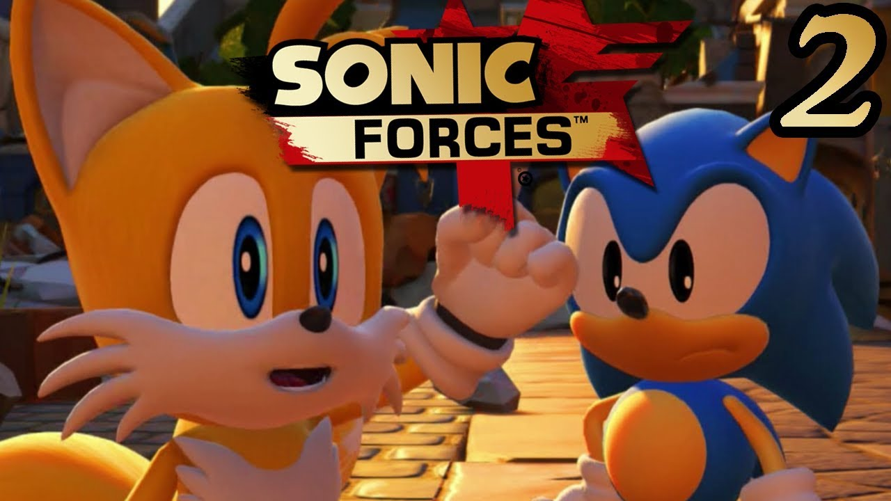 Sonic Forces Part 2 Classic Sonic Meets Tails Nintendo Switch Gameplay Walkthrough Youtube