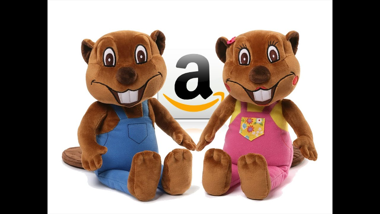Quot Busy Beavers From Amazon Quot Buy Billy Amp Betty Beaver