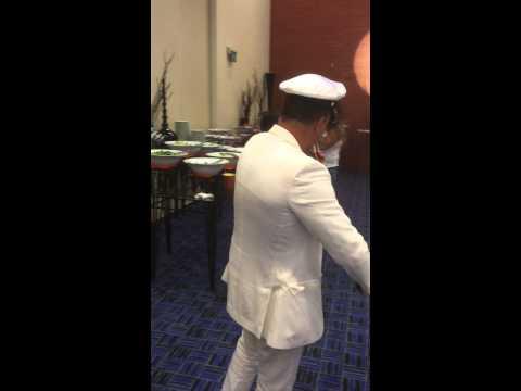 Gilles rezlan au violon ETE 2015