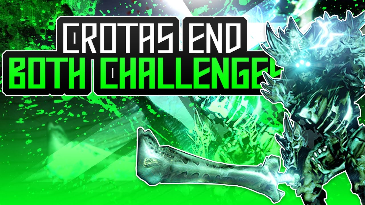 """Destiny Dance Gif: """"Crotas End"""" Challenges! QUICK AND EASY"""